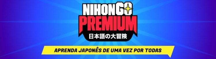 NihonGO Premium - Aprenda Japonês de uma vez por todas 1
